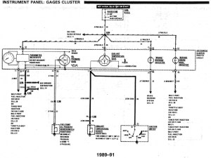 Temperature Gauge Wiring Diagram  1957 Chevy Temperature Gauge  Wiring Forums