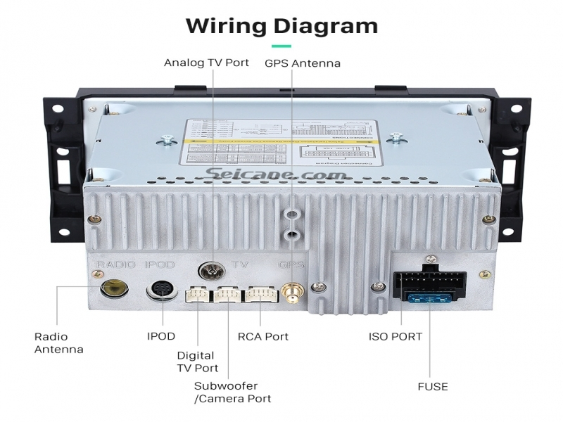 2007 Dodge Caliber Radio Wiring Diagram - Wiring Forums