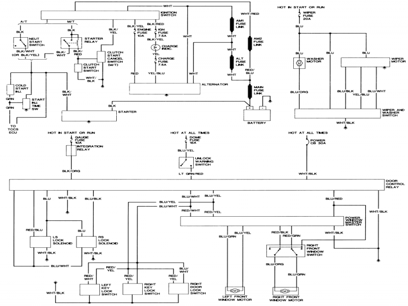 Wiring Diagram For Toyota Sat Nav