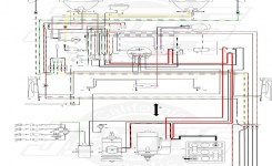 Vw Tech Article 1955-57 Wiring Diagram