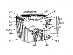 Lennox Air Conditioner Parts Diagram  Wiring Forums