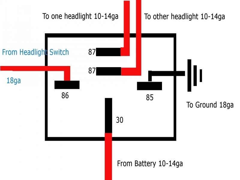 3 prong headlight wiring diagram - wiring forums replacement 3 prong wall plug wiring diagram 3 prong 4 headlight wiring diagram #14