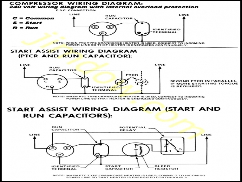Modern ptc relay circuit diagram ideas schematic diagram series magnificent ptc relay wiring diagram sketch electrical and wiring cheapraybanclubmaster Gallery