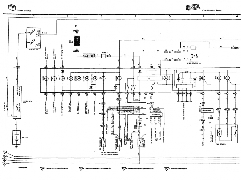 Ls400 alternator wiring diagram image is loading alternator repair wiring diagram for instrument cluster 91 ls400 clublexus alluring size 800 x 600 px source carlplant alternator sc1stwiring forums asfbconference2016 Image collections
