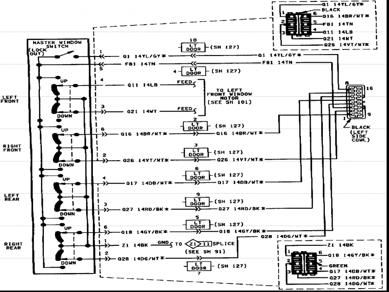 2003 Jeep Grand Cherokee Fuse Box Diagram  Wiring Forums