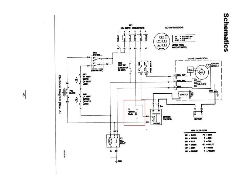 Alternator Wiring Diagram 7127 3a  Wiring Diagram Pictures