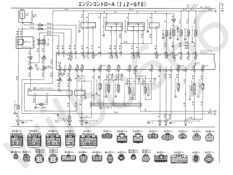 Toyota Electrical Wiring Diagram On  Wiring Forums