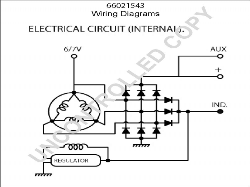 Delco Remy 50dn Alternator Wiring Diagram Delco Remy