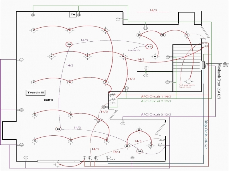 residential electrical afci wiring diagrams wiring forums Residential Electrical Circuit Layout  Residential Electrical Wiring Codes Residential Lighting Diagrams Residential Electrical Panel Wiring Diagrams