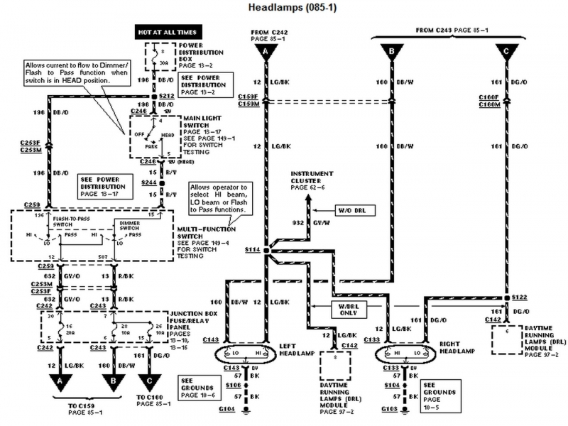 2008 F150 Wiring Diagram Hook Up Trailer - Wiring Forums