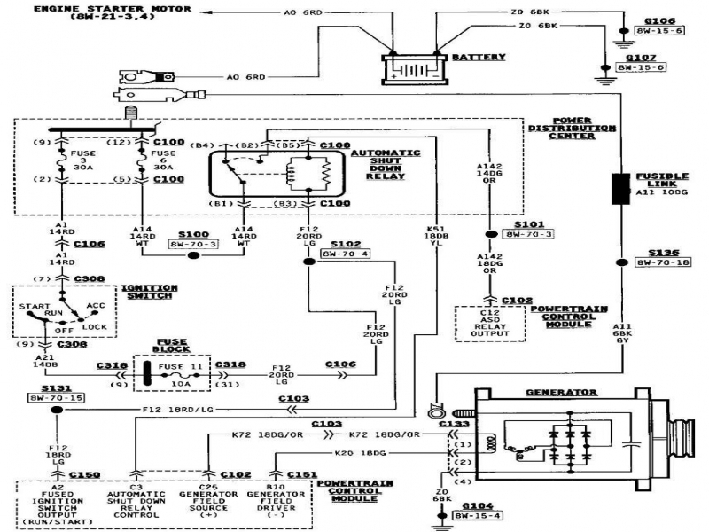 chrysler voltage regulator wiring diagram daimlerchrysler radio wiring diagram - wiring forums