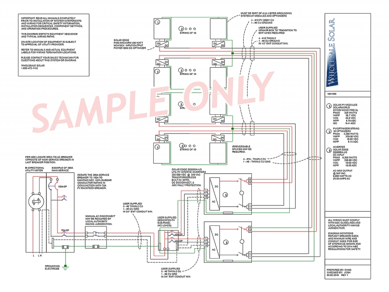 Residential Electrical Panel Wiring Diagrams  Wiring Forums