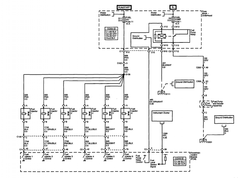 Buick Rendezvous Body Control Module Diagram  Wiring Forums