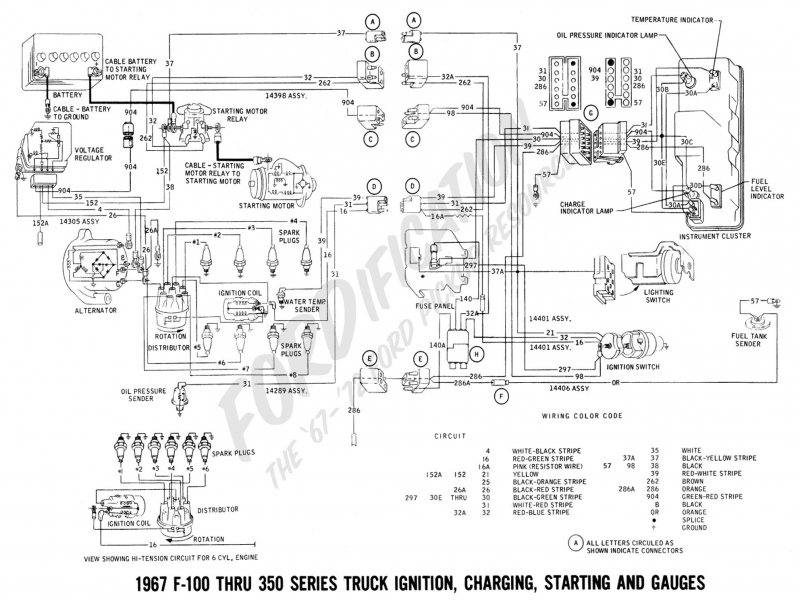 1979 Ford Ranchero Ignition Diagrams  Wiring Forums