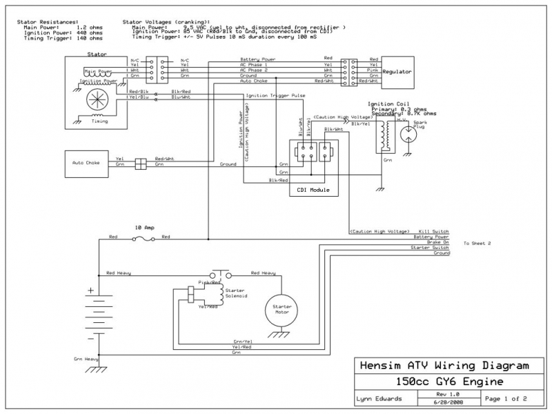 Dirt       Bike       Wiring       Diagram        Wiring    Forums