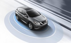 2017 Nissan Murano® Key Features | Nissan Canada
