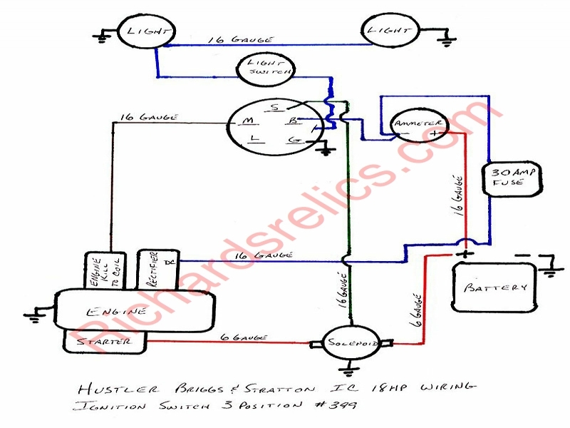 10 Hp Briggs And Stratton Wiring Diagram - Wiring Forums