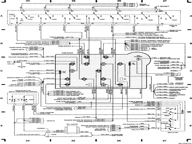 Wiring    Diagram    For 2003    Ford       F       250    6 0  Wiring Forums