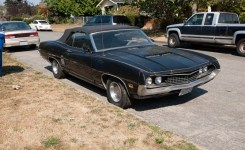 Forgotten Classic: 1970 Ford Torino Gt Convertible – So Rare I