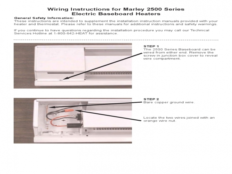 Im Wiring Multiple 240V Baseboard Heaters In Parallel With ...