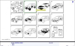 Land Rover Microcat Auto Electronic Parts Catalog