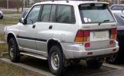 Ssangyong Musso History, Photos On Better Parts Ltd
