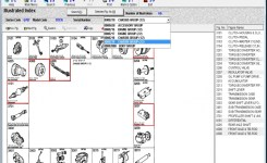 Toyota Industrial Equipment V1.96 Parts Catalog, Spare Parts