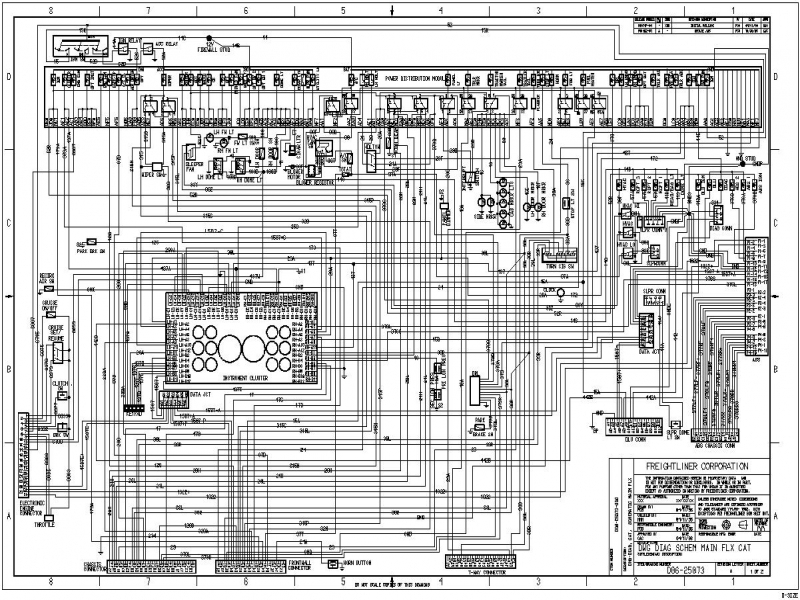 wiring diagram for sterling trucks detailed schematics diagram rh mrskindsclass com 2001 Sterling Acterra Cab Wiring-Diagram Stop Turn Tail Lights Wiring