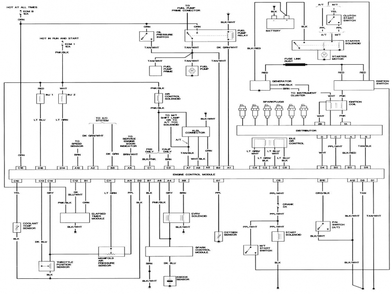 Wiring Diagrams 1999 Chevy Truck. Chevrolet. Schematics And Wiring