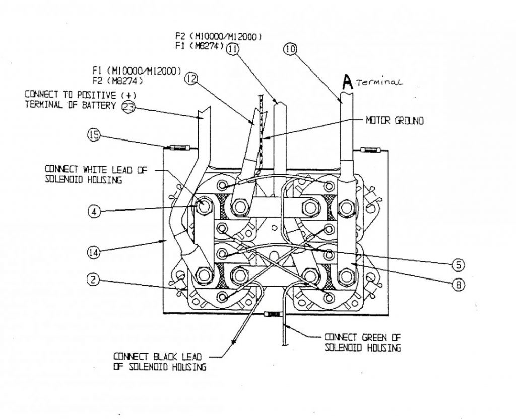 Warn Winches Schematic
