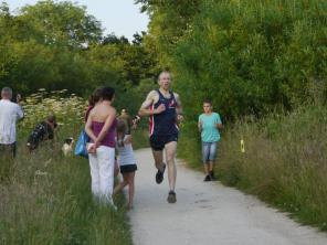 Paul's fantastic run