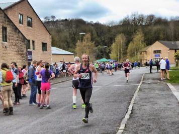 12) Wirksworth still showing pace Incline 2016