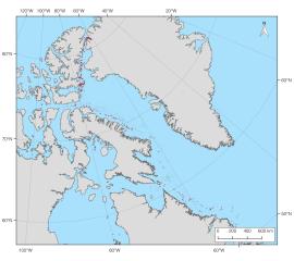 ᓄᓇᖑᐊᖓ ᓂᓚ ᕿᑭᖅᑕ 2010 Petermann ᐱᖃᓗᔭᖅ ᐲᔭᖅᑎᓪᓗᒍ ᖃᕋᓴᐅᔭᒃᑰᕈᓐᓇᖅᓯᓯᒪᔪᖅ ᐅᓪᓗᒥᒧᑦ (ᐊᐅᓚᑕᐅᓂᖓ ᐱᐅᓂᖓᓄᑦ ᑐᓐᖓᓂᖃᖅᑐᖅ). ᐋᒡᒌᓯᒥ 5, 2010 a 292 km2 iᓂᓚ ᕿᑭᖅᑕ ᐲᓚᐅᖅᑐᖅ ᐱᖃᓗᔭᕐᒥᑦ ᐃᓱᖓᓂ Petermann Fiord, ᐅᐊᓐᓇᖓᑕ ᓂᒋᖓᓂ ᐊᑯᑭᑦᑐᑦ ᔭᓚᐃᐅᓕᖅᑎᓪᓗᒍ 31, 2011−ᒥ 405−ᖑᓚᐅᖅᑐᑦ ᓯᑯᐃᑦ ᕿᑭᖅᑕᐃᑦ ᓯᖁᓪᓗᖅᓯᒪᔪᑦ ᑎᑭᓯᒪᓪᓗᓂ ᓂᐅᐸᓐᓛᒧᑦ. ᐅᖓᑖᓃᑦᑐᑦ 2500 ᐊᔾᔨᓐᖑᐊᑦ ᖃᐅᔨᓴᖅᑕᐅᓚᐅᖅᑐᑦ ᐊᒻᒪ 4179 ᑖᒃᑯᓂᖓ ᓂᓚᓂ ᕿᑭᖅᑕᓂ ᖃᕋᓴᐅᔭᒃᑰᕈᓐᓇᖅᓯᑎᑕᐅᓚᐅᖅᑐᑦ ᑎᑎᕋᖅᑕᐅᓗᑎ ᐅᓪᓗᒥᒧᑦ ᖃᓄᐃᓘᕐᓂᐅᓯᒪᔪᖅ.