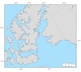 ᓄᓇᖑᐊᖓ ᓂᓚ ᕿᑭᖅᑕ 2008 Petermann ᐱᖃᓗᔭᖅ ᐲᔭᖅᑎᓪᓗᒍ ᖃᕋᓴᐅᔭᒃᑰᕈᓐᓇᖅᓯᓯᒪᔪᖅ ᐅᓪᓗᒥᒧᑦ (ᐊᐅᓚᑕᐅᓂᖓ ᐱᐅᓂᖓᓄᑦ ᑐᓐᖓᓂᖃᖅᑐᖅ). ᔪᓚᐃᒥ 17, 2008, a 29.6 km2 ᓂᓚ ᕿᑭᖅᑕ ᐲᓚᐅᖅᑐᖅ ᐱᖃᓗᔭᕐᒥᑦ ᐃᓱᖓᓂ Petermann Fiord, ᐅᐊᓐᓇᖓᑕ ᓂᒋᖓᓂ ᐊᑯᑭᑦᑐᑦ. ᓅᕖᐱᕆᐅᓕᖅᑎᓪᓗᒍ 14, 2008 ᑖᓐᓇ ᓂᓚ ᕿᑭᖅᑕᖅ ᓯᖁᓪᓗᖅᓯᒪᔪᖅ 117−ᓄ ᐊᔾᔨᒌᖏᑦᑐᑦ ᓂᓚ ᕿᑭᖅᑕᐃᑦ. ᐅᖓᑖᓃᑦᑐᑦ 300 ᐊᔾᔨᓐᖑᐊᑦ ᖃᐅᔨᓴᖅᑕᐅᓚᐅᖅᑐᑦ ᐊᒻᒪ 368 ᐃᕿᑭᕿ ᖃᕋᔭᐅᔭᒃᑰᕈᓐᓇᖅᓯᑎᑕᐅᓚᐅᖅᑐᑦ 50−ᓂᑦ ᐊᔾᔨᓐᖑᐊᓂᑦ ᑎᑎᕋᖅᑕᐅᓗᑎ ᐅᓪᓗᒥᒧᑦ ᖃᓄᐃᓘᕐᓂᐅᓯᒪᔪᖅ. ᖃᐅᔨᒪᔭᐅᔭᕆᐊᓕ ᖁᒻᒧᐊᑦᑎᑕᐅᓯᒪᔪᒃᑯᑦ ᐊᔾᔨᓐᖑᐊᑦ ᐊᒥᓱᐊᖅᑎᖏᓐᓂᖅᓴᐅᓚᐅᖅᑐᑦ ᓯᑎᐱᕆᒥ ᐊᒻᒪ ᐅᑦᑑᐱᕆᒥᑦ 2008.