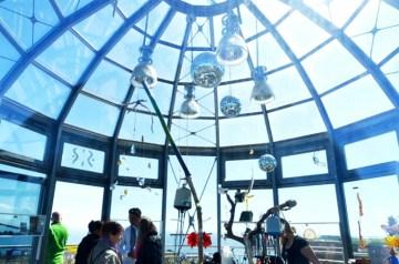 Zehn Jahre Sonnenschmuck-Atelier im Peilturm am Kap