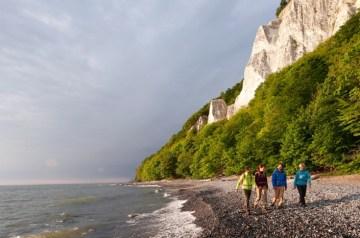 Wanderfrühling auf der Insel Rügen