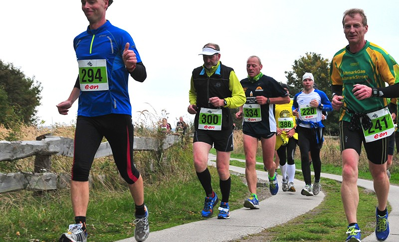 4. Arkona-Aquamaris-Lauf am 4. Oktober und Beach Polo in Sellin