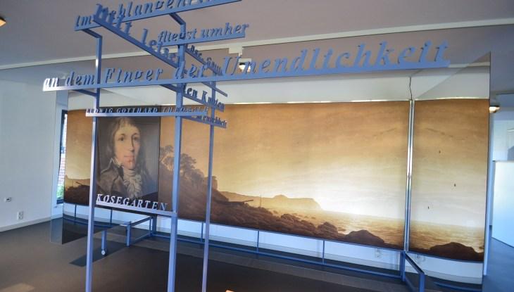 """Hier ist gut seyn"" – Dauerausstellung im Kosegartenhaus"