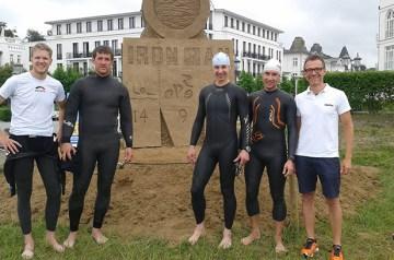 Insel Rügen. Wir sind Ironman.