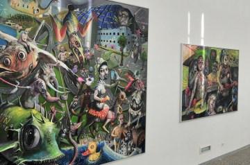 Ausstellung in der Orangerie Putbus: Wandeln auf malerischen Pfaden