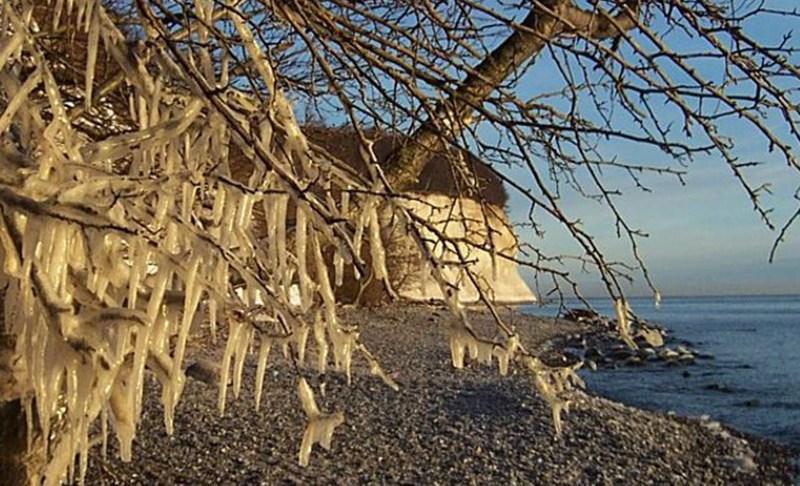 Die Insel Rügen wünscht einen guten Rutsch ins neue Jahr!