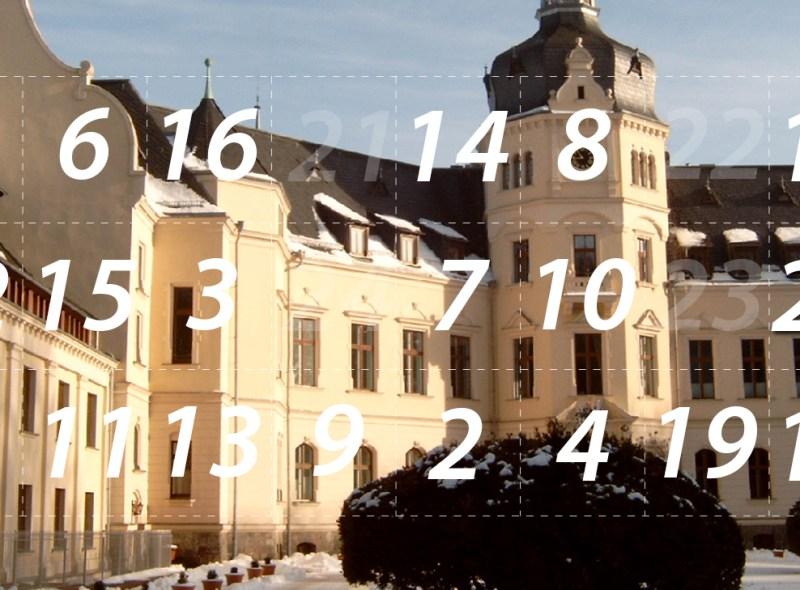 Adventskalender 20. Dezember 2014: Weihnachtsmarkt im Schloss-Hotel Ralswiek