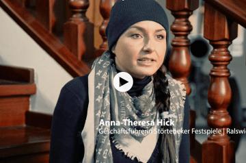 52 Gesichter der Insel Rügen: Anna-Theresa Hick #5of52