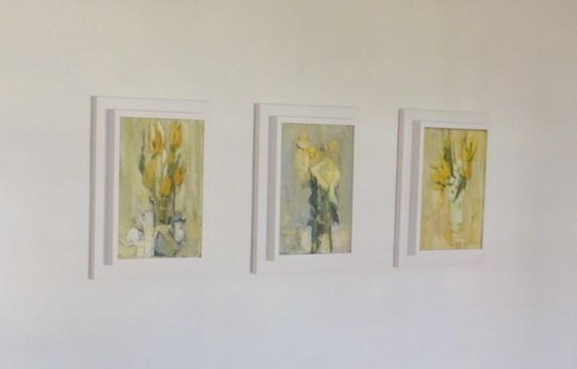 """Ausstellung """"Fundstücke"""" von Gottfried Sommer in der Orangerie"""