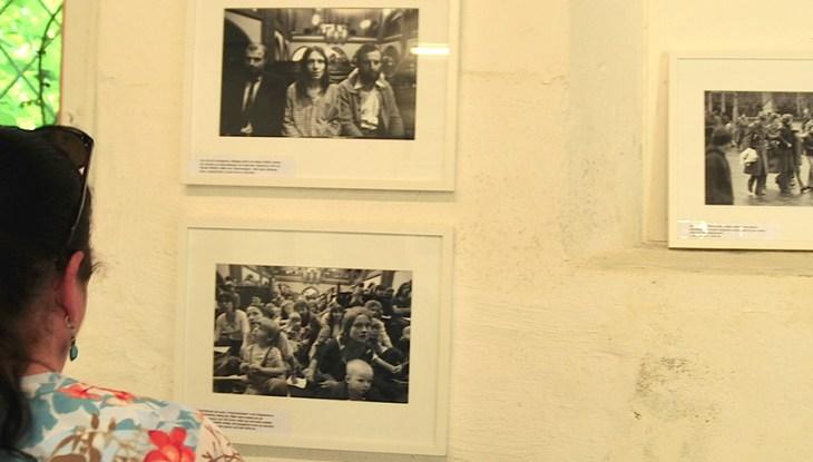 """""""Sekunden, die Geschichte wurden"""" – Neue Fotoausstellung im Prora-Zentrum"""