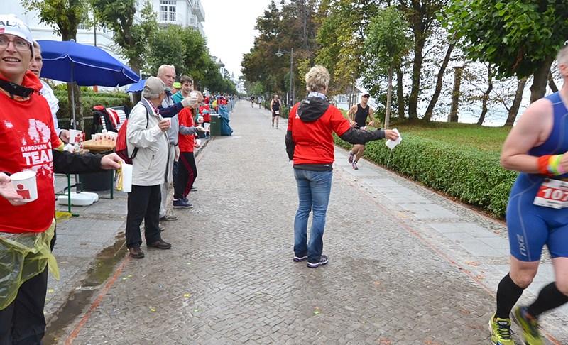 IRONMAN sucht Helfer – sei dabei und mittendrin beim 2. Strandräuber IRONMAN 70.3 Rügen