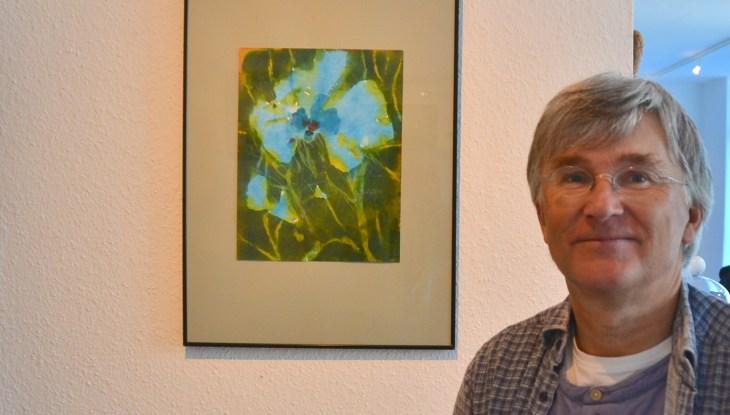 Galerie Rotklee in Putbus: Erste Ausstellung am Markt 10