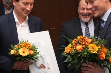 Gütesiegel ServiceQualität für Tourismuszentrale Rügen