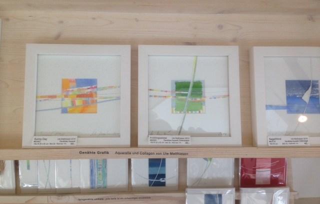 Kunst & Kunsthandwerk: Netzwerk im Molenfußgebäude