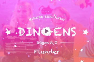 """""""Dingens – Rügen von A bis Z"""": F wie Flunder"""